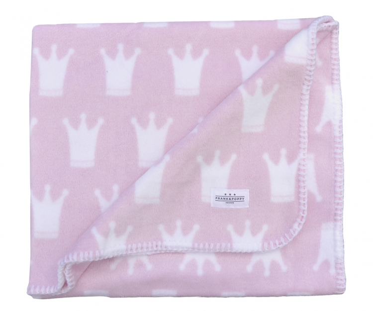 Royal Crown Filt Rosa