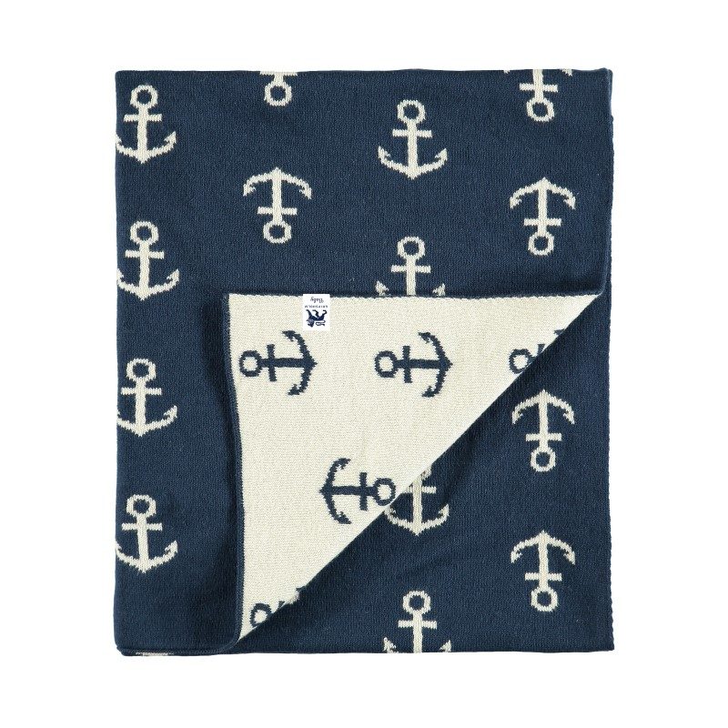 Baby plaid Hope Navy